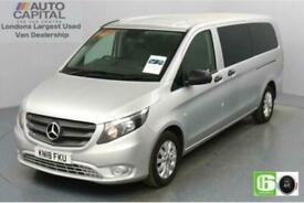 Mercedes-Benz Vito 2.1 114 Bluetec Tourer Select 136 BHP X-LWB Auto Minibus