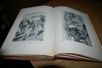 ANTIQUE Book 1899 The Great Battles of All Nations Volume 2