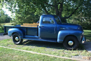 1950 Chevrolet 3/4 ton Pick up