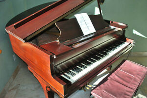 Beautiful Kohler and Campbell Baby Grand Piano. REDUCED ! $2299