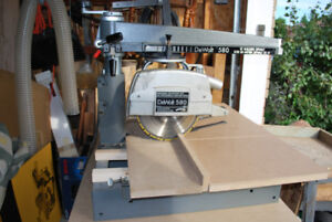 Radial Arm Saw Mint Condition