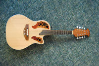 Applause Acoustic Electric Mandolin with soft case
