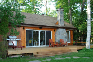 BEAUTIFUL COTTAGE FOR RENT ON LAKE MUSKOKA AUGUST 10-31
