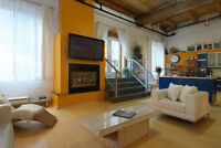 347 Sorauren Loft, 2000 Sq. ft. Space for Rent