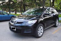 2007 Mazda CX-7 GT 2.3L Turbo