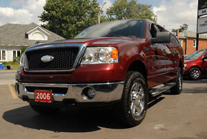 2006 Ford F-150 SuperCrew XLT TRITON Pickup Truck