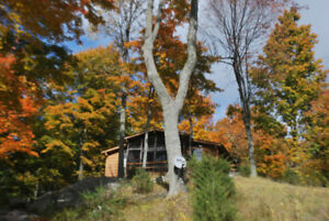3BR cottage Cranberry Lake Rideau System Renovated