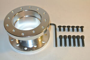 2 Inch Steering Wheel Spacer for MOMO Nardi Personal OMP
