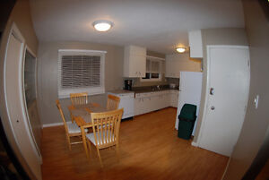 Furnished 3 bedroom across from SuperStore on 8th Street