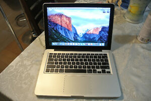 Macbook Pro Late 2011 240GB SSD + 2TB HD Interne