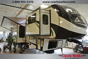 2017 Sierra 379 FLOK Luxury Fifth Wheel