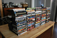 Box of 200 Movies (DVD) - $60 obo
