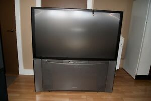 52 Inch Hitachi HD Rear Projection TV
