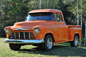 1956 Chevrolet Pickup Fuel Injected Hotrod