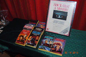 STAR TREK HOW TO HOST A MYSTERY The Next Generation