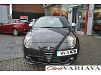 2016 Alfa Romeo Mito TWINAIR JUNIOR Petrol grey Manual