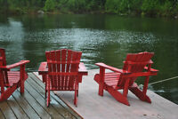 Cottage Vacation in Temagami INSTEAD!