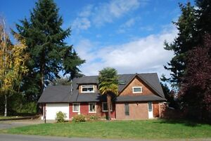 Unique home in central Parksville. Ready to move in. FSBO