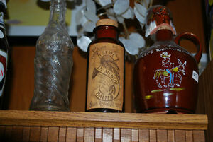 VINTAGE BOTTLES ~ OLD original liquor, champagne, medicine etc. Windsor Region Ontario image 1