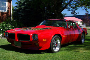 """1973 Trans Am **Rare** 1 of 1420."""" Only 317 in Canada"""""""