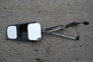 Rear View Mirror Extension