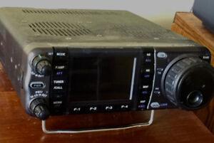 amateur radio transceiver