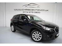 2013/63 MAZDA CX-5 2.2TD 175PS AWD NAV SPORT, FULL MAZDA DEALER HISTORY
