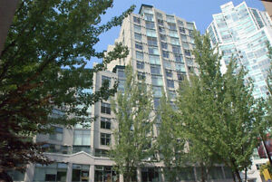 Gorgeous Furnished 2 Bedroom Yaletown Condo with Views #671