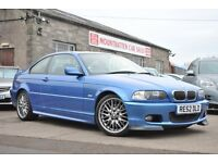 2002 BMW 330 CI CLUBSPORT AUTO BLUE