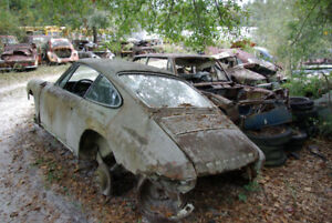 WANTED OLD PORSCHE 911/912/356 1950-1997 ANY CONDITIONS
