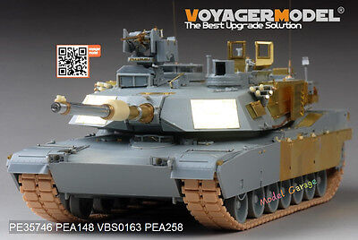 Used, 1/35 Brand-new Voyager PE35746 US M1A2 SEP V2 Abrams Basic(For DRAGO for sale  Shipping to Canada
