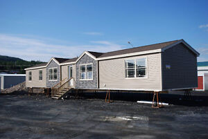 Central Newfoundland... New Mini Homes FOR SALE