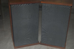 Rare Vintage Radford Tri Star 90/50 UK Speakers