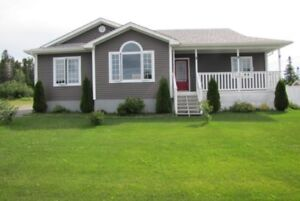 4 bed 3 bath home for rent in gander nl. available nov 1