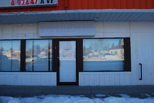 Commercial Bay FOR LEASE- Rocky Mountain House-MLS# CA0073983