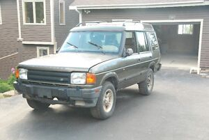 1994 Land Rover Discovery SUV, Crossover St. John's Newfoundland image 2