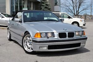 1997 BMW 328 CABRIOLET M 5 SPEED MANUAL - NO RUST - NO ACCIDENTS