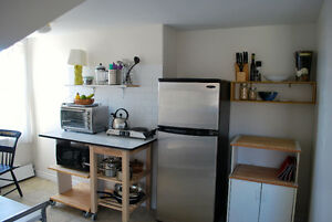 Dec. 1 -- Sweet one bedroom for ONE - north end Halifax