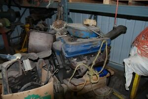 Ford 352 engine plus parts