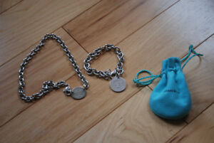 Tiffany & Co. Bracelet and Necklace