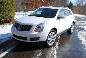 2010 Cadillac SRX TURBO...Sport package SUV, Crossover