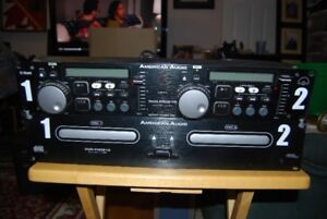 American Audio DCD-PRO210 Professional Dual CD Player