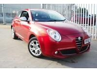 2010 60 Lovely Alfa Romeo MiTo 1.4 16V Lusso Very Clean