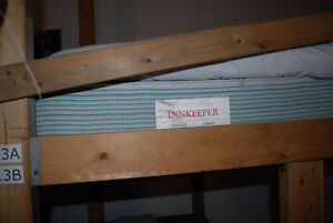 Sommier simple long ou king usagés (Used long single box spring)