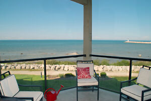 Lighthouse Point Waterfront Luxury Condo for Rent