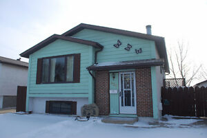 Well maintained Bi-Level in Normanview West - REDUCED