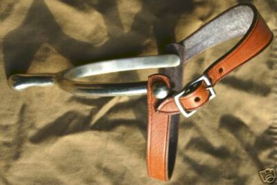 M1911 Cavalry Spurs with Straps - Reproduction
