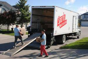 MOVING from $75/hr - BEST Calgary MOVERS - 403-402-7992