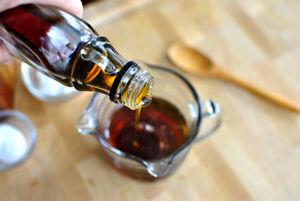 Homemade Maple Honey