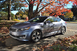 2012 Kia Optima Hybrid Berline